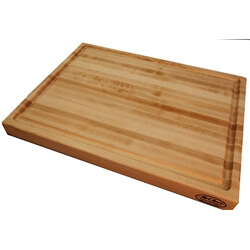 Hard Maple Butcher Block Cutting Board