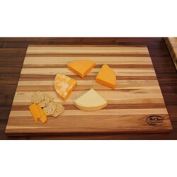 Hickory Butcher Block Cutting Board