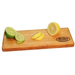 Cherry Bar Board Block Cutting Board