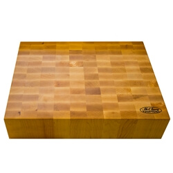 "Maple Chopping Block 3"" thick"