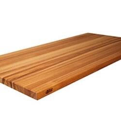 Table Tops Hickory Edge Grain Butcher Block