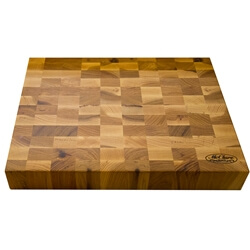 "Hickory Chopping Block 2"" thick"