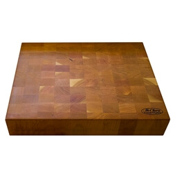"Cherry Chopping Block 3"" thick"