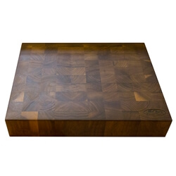 "Walnut Chopping Block 3"" thick"